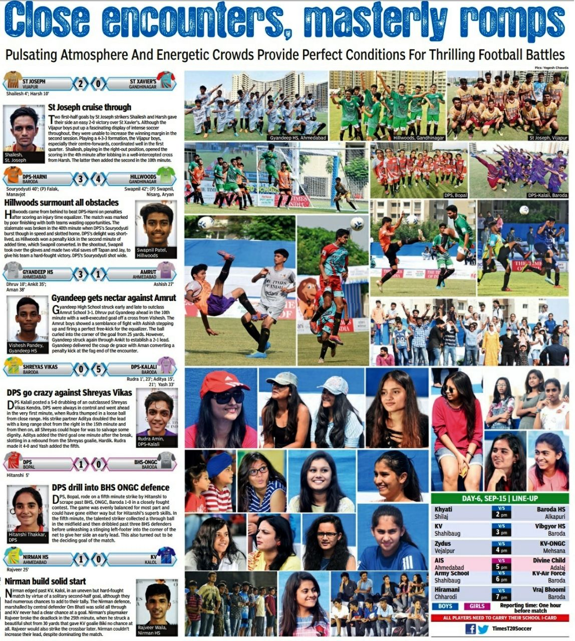 Sjs Vijapur Progress In The Toi T20 Tournament St
